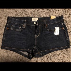 Jean Shorts- New With Tag!